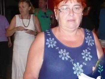 gizike 65 éves társkereső profilképe