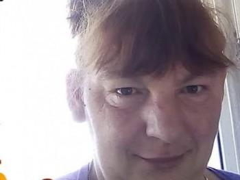 Feketerózsa84 50 éves társkereső profilképe