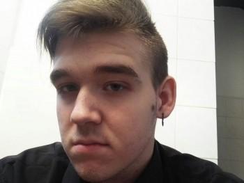 Fajrux 20 éves társkereső profilképe