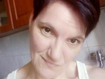 Annamaricska 46 éves társkereső profilképe