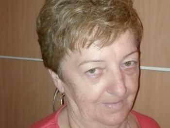 Gondoly Jánosné 71 éves társkereső profilképe