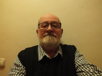 Zaporozsec 68 éves társkereső profilképe