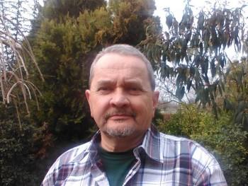 János52 68 éves társkereső profilképe