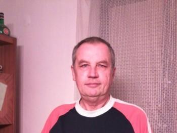 staféta 64 éves társkereső profilképe