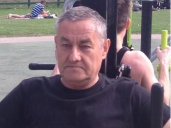 felhasználónév 66 éves társkereső profilképe