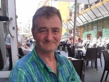 papa55 66 éves társkereső profilképe