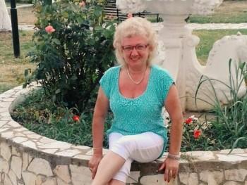 hilla Maria 66 éves társkereső profilképe