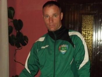 Csaba M 41 éves társkereső profilképe