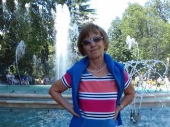 Klarus 63 éves társkereső profilképe