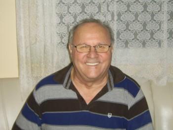 lászlo 67 éves társkereső profilképe