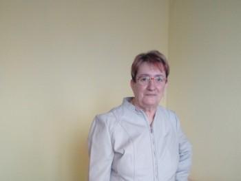 MÁRIka 60 éves társkereső profilképe
