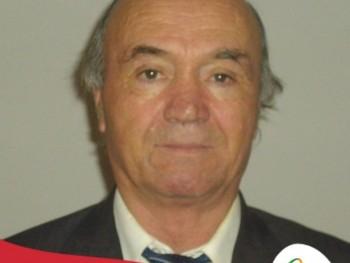 Sandor Lajos 72 éves társkereső profilképe