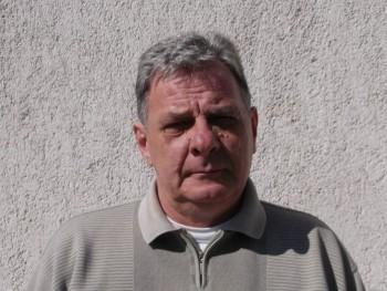 Robben 62 éves társkereső profilképe