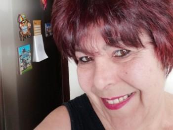Erzsi64 55 éves társkereső profilképe