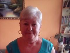Erzsébet Berzéki - 66 éves társkereső fotója