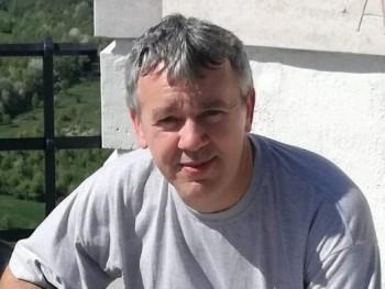 Pét R 53 éves társkereső profilképe