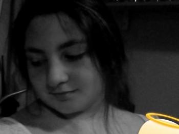 Molett lány 17 éves társkereső profilképe