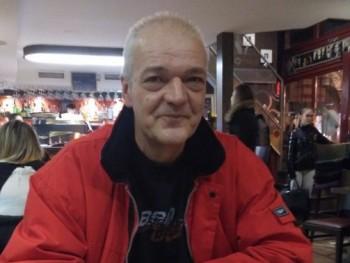 gabi66 54 éves társkereső profilképe