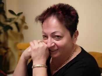Krémer Róza 62 éves társkereső profilképe