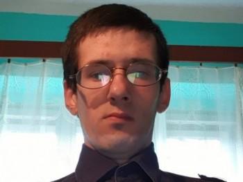 gergely91 29 éves társkereső profilképe