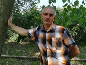 Pannoniás 54 éves társkereső profilképe