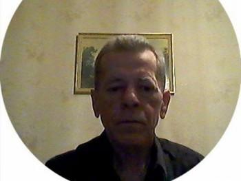 Kovnos 66 éves társkereső profilképe