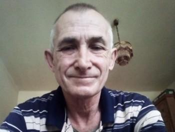 Targoncas 56 éves társkereső profilképe