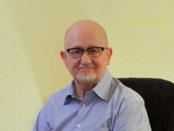 Gyurka 60 62 éves társkereső profilképe