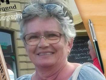 Margó 59 62 éves társkereső profilképe