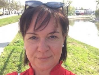 Evelyn 50 éves társkereső profilképe