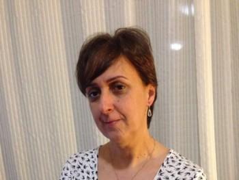Pollák Anita 49 éves társkereső profilképe