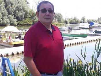 Judge Johk 70 éves társkereső profilképe