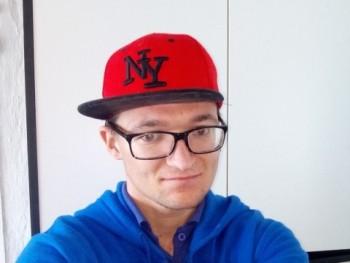 Krisz91 29 éves társkereső profilképe