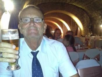 vodatomi 60 éves társkereső profilképe