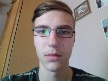 Máté15 17 éves társkereső profilképe