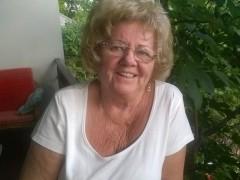 Anna47 - 72 éves társkereső fotója