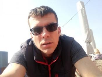 Fenegyerek 33 éves társkereső profilképe