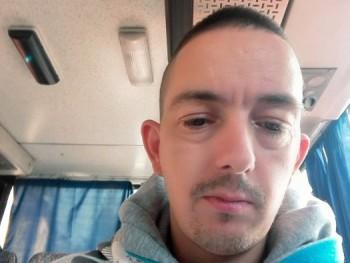 Hotvath Janos 35 éves társkereső profilképe