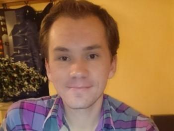 26 éves férfi 20 éves társkereső