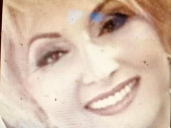 Katyika 46 éves társkereső profilképe