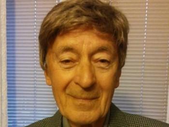 Szentes András 79 éves társkereső profilképe