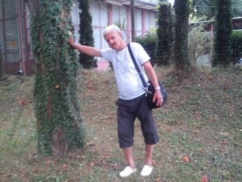 OLDMAN 68 éves társkereső profilképe