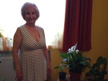 ÉVA VÁSÁRI 71 éves társkereső profilképe