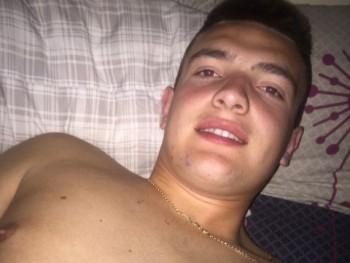Rigán Jocó 21 éves társkereső profilképe