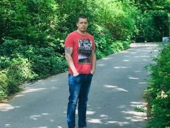 darkbeat 32 éves társkereső profilképe