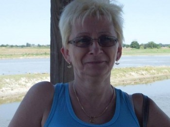 Évi 63 58 éves társkereső profilképe