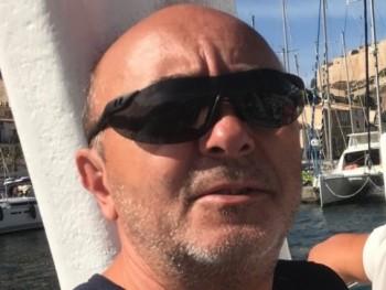 Gromek 60 éves társkereső profilképe