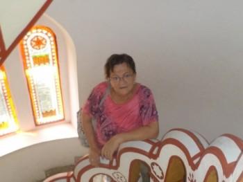 Ágnes55 65 éves társkereső profilképe