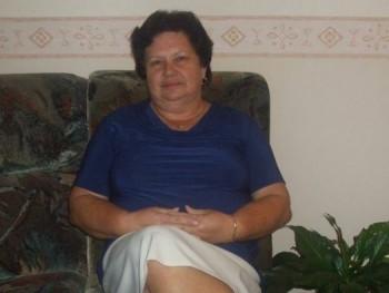 Kis Imréné 68 éves társkereső profilképe