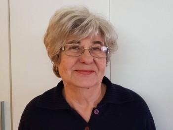 Margit Rozália 69 éves társkereső profilképe
